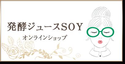 発酵ジュースSOY オンラインショップ